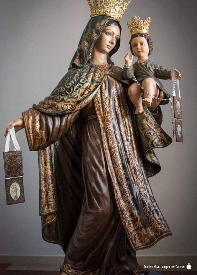 Nuestra Señora del Carmen. Patrona de Pescadería